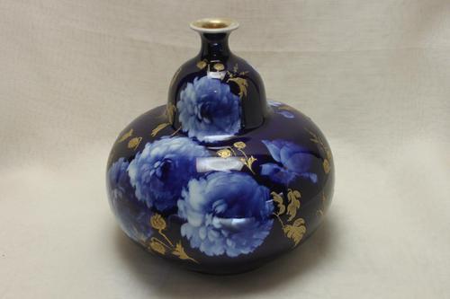 Doulton Burslem Corolian Ware Vase (1 of 5)