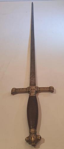 Spanish 19th Century Sword (1 of 6)