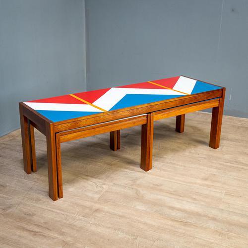 Pop Art Nest of Tables (1 of 6)