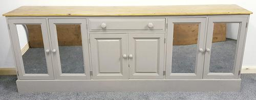 20th Century Large Sideboard Painted. (1 of 8)