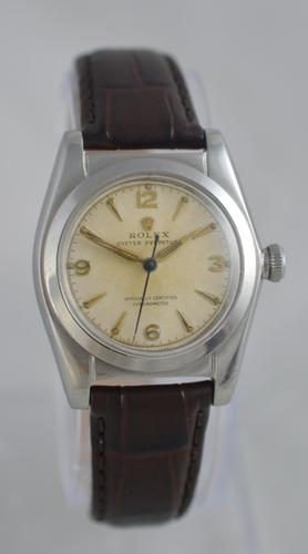 1946 Rolex Oyster Perpetual 'Bubbleback', 2940 (1 of 6)