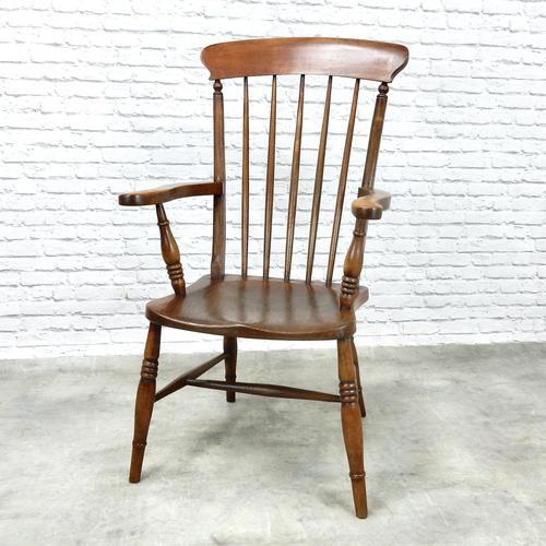 Windsor Stick Back Armchair (1 of 6)