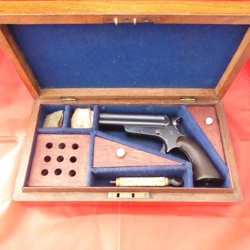 Sharps Patent 4 barrel Pistol (1 of 7)