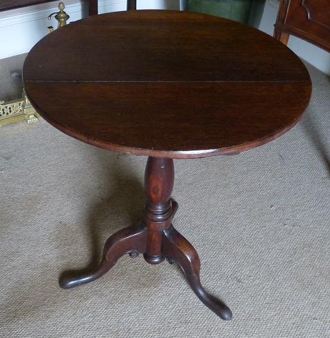 19th Century Oak wine table (1 of 6)
