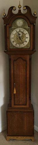 Rare Scottish George III Longcase by the Famed William Small (1 of 12)