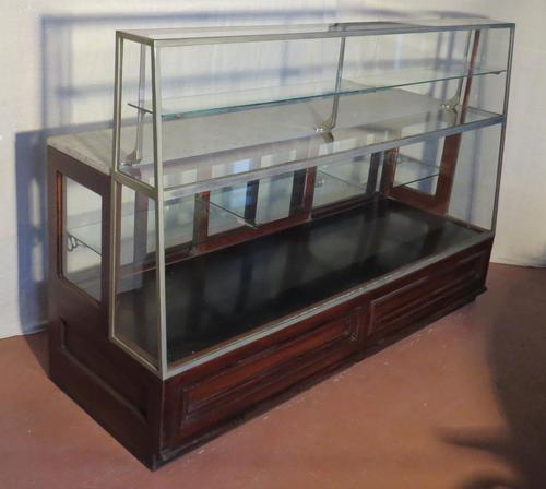 Early 20th Century Display Case Shop Counter (1 of 14)