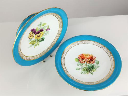 Fine Porcelain Comports (1 of 12)