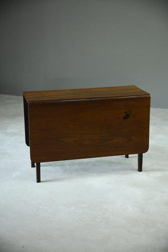 Mahogany Drop Leaf Table (1 of 9)