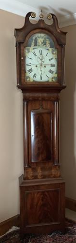 Clock Scottish Longcase (1 of 9)