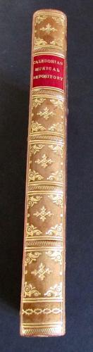 1811 The Caledonian Musical Repository.  A Selection Of Esteemed Scottish Songs.  1st Edition (1 of 5)