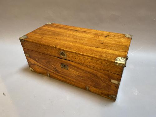 Camphor Campaign Travel Chest (1 of 9)