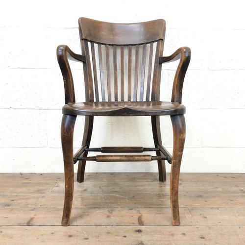 Early 20th Century Desk Chair (1 of 11)