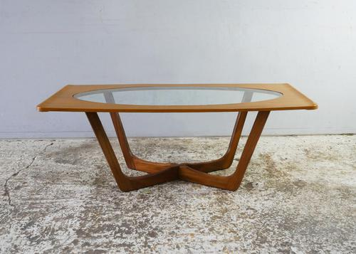 1970's Mid Century G Plan Style Coffee Table (1 of 4)