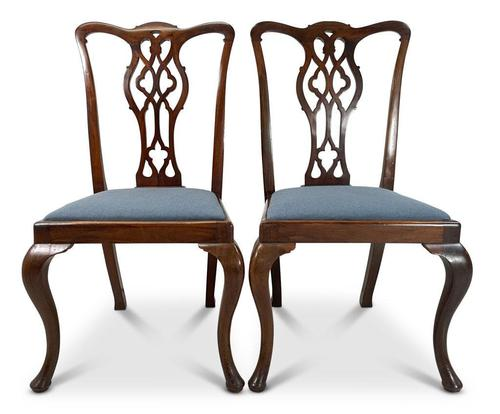 Hepplewhite Style Chairs (1 of 4)