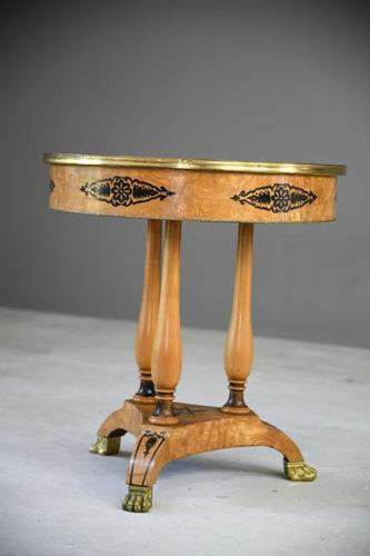 Early 20th Century French Centre Table (1 of 11)