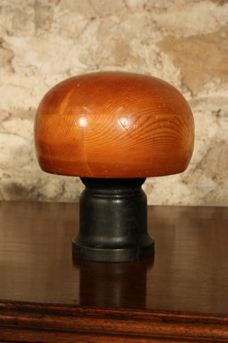 Milliners Hat Block c.1930 (1 of 3)