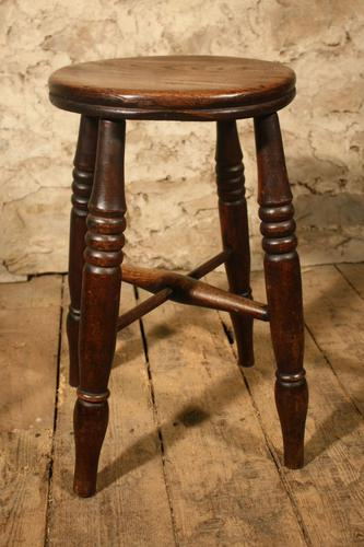 Country Stool c.1890 (1 of 3)