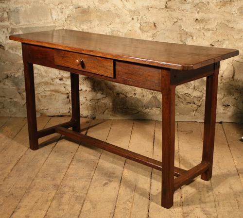 Oak Side Table c.1840 (1 of 1)