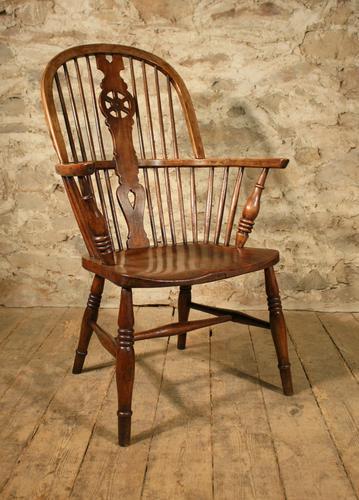 Windsor Armchair c.1860 (1 of 1)