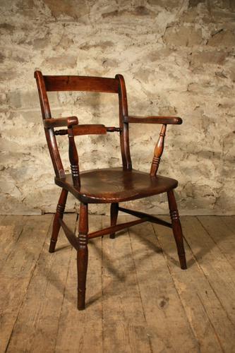 Kitchen Armchair c.1880 (1 of 1)
