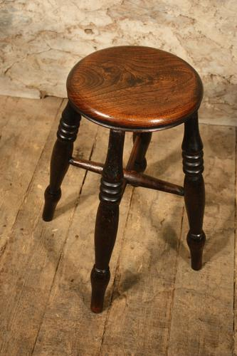 Country Stool c.1880 (1 of 1)