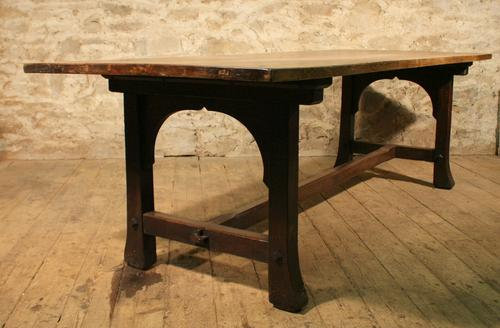 Large Refectory Table c.1900 (1 of 1)