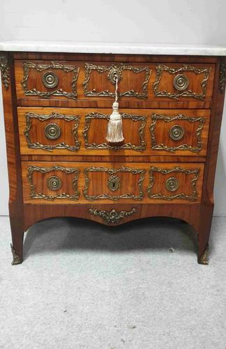 Superb 18th Century French Commode Chest of Drawers (1 of 7)