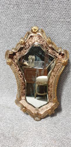 Pretty Venetian Mirror (1 of 5)