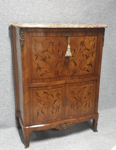 Quality French Inlaid Desk (1 of 9)