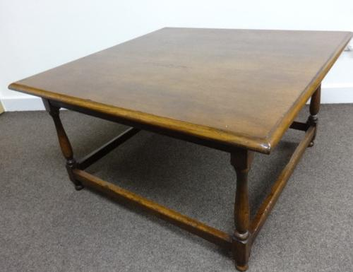 Large Oak Coffee Table c.1920 (1 of 1)