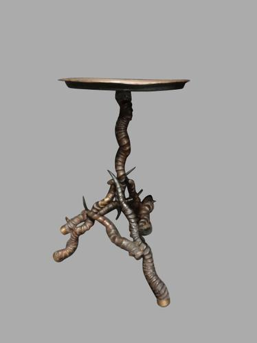 Victorian Horn Table c.1880 (1 of 1)