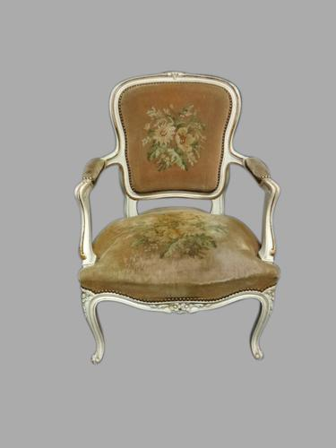 Original Painted Armchair c.1900 (1 of 1)