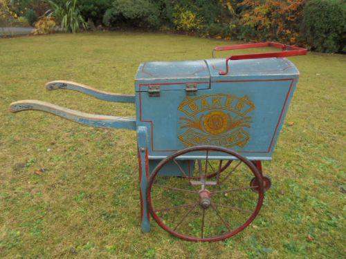 Rare Childs Toy Street Market Barrow c.1930 (1 of 1)