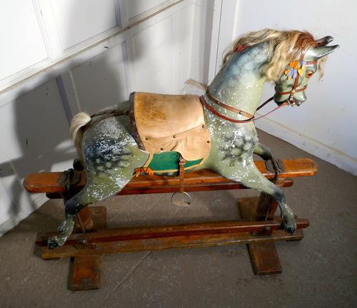 19th Century Rocking Horse (1 of 14)