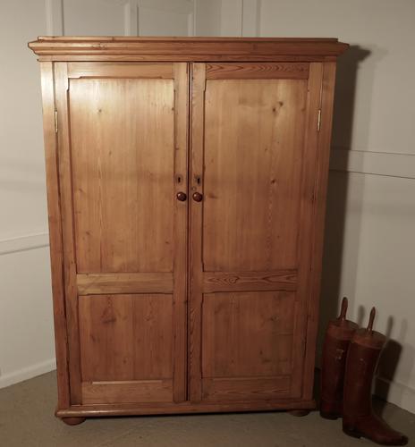 Victorian School Book Cupboard, Kitchen Store Cupboard (1 of 1)