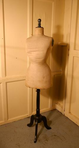 Vintage French Mannequin c.1900 (1 of 1)