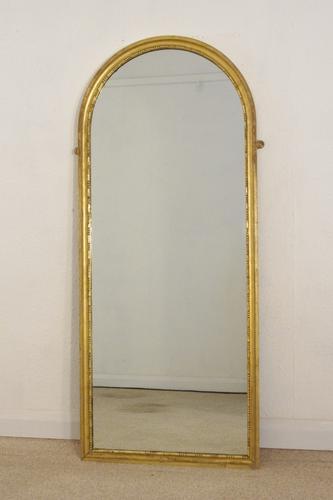 Gilt Arch Top Mirror (1 of 5)