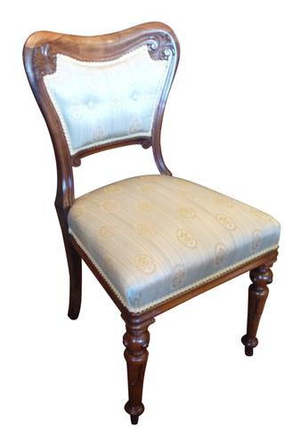 Set of 4 Rosewood Chairs c.1835 (1 of 1)