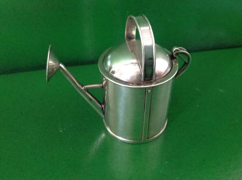 Antique Victorian Silver Novelty Pepperpot- 1879 (1 of 1)
