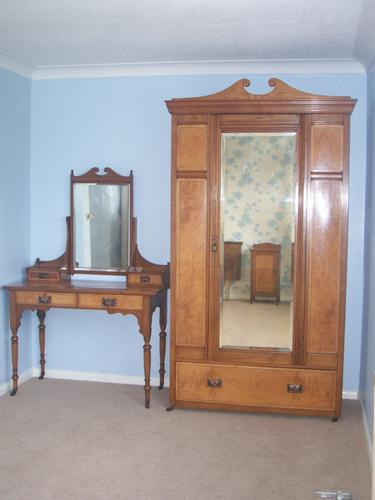 4 Piece Bedroom Suite by Maple & Co c.1890 (1 of 1)