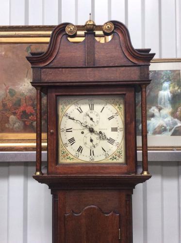 Famous Clockmaker Longcase Clock c.1740/1750 (1 of 1)