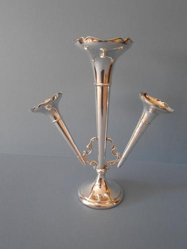Solid Silver Epergne - 1924 (1 of 1)
