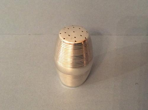 Antique Georgian Solid Silver Nutmeg Grater 1795 (1 of 6)