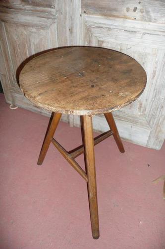 Oak Cricket Table C.1800 (1 of 12)