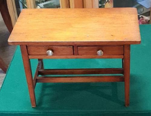 Scottish Salesman's Sample Side Table C.1860 (1 of 6)