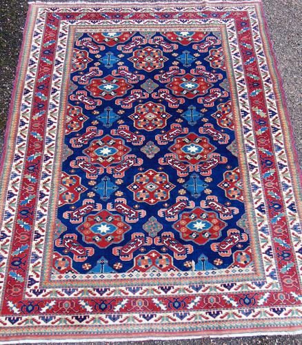 Antique Persian Large Rug (1 of 9)