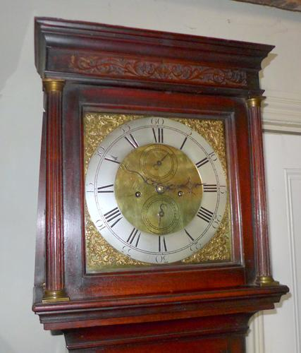 Fine 18th Century Mahogany Longcase Clock (1 of 1)
