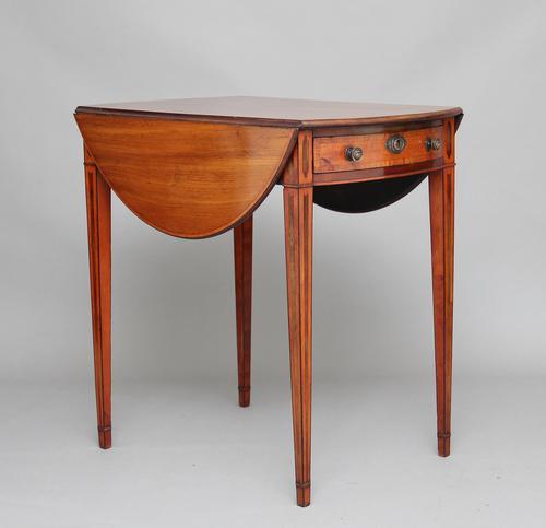 19th Century Mahogany Pembroke Table (1 of 1)