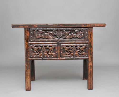 19th Century Chinese Dresser (1 of 1)