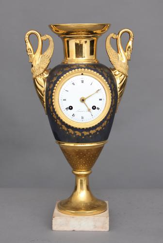 19th Century French Mantle Clock (1 of 1)